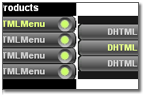 DHTML Menu Lite Samples