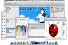SWF Decompiler For Mac